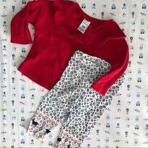 Carter's Sweater & Pant Set 6mo